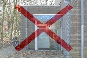 Geen jeugdtraining in herfstvakantie @ TTV Shot Wageningen