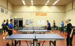 Meer training tafeltennis bij Shot Wageningen