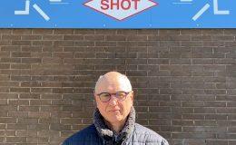 Frans Lambi met een boodschap voor leden Shot Wageningen