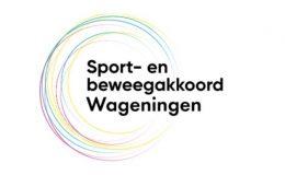 Sport- en beweegakkoord Wageningen logo