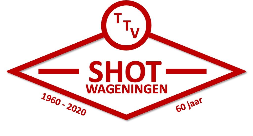 Shot logo 60 jaar