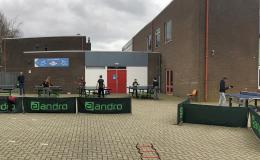 Buitentafeltennis Jeugd Shot Wageningen maart 2021