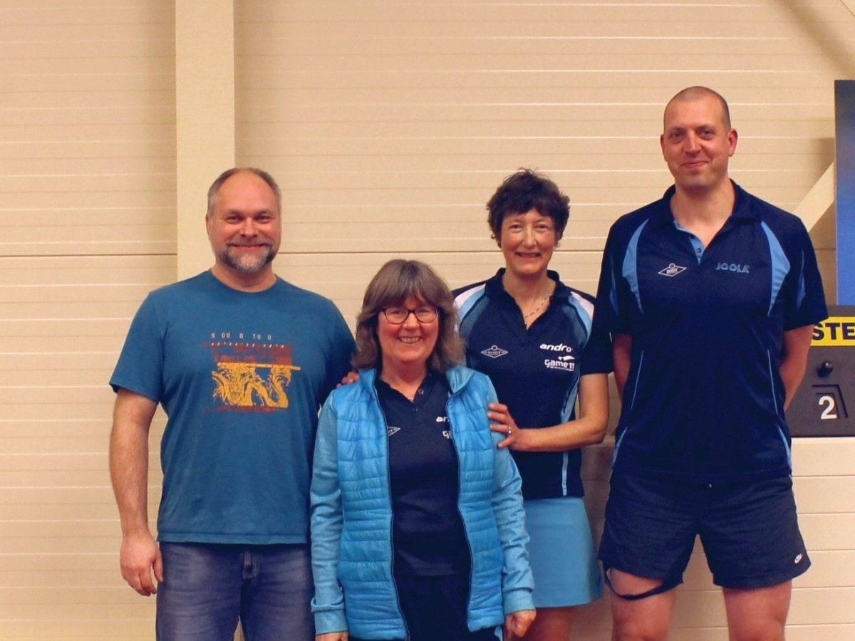 Team 6 Shot senioren Wageningen voorjaar 2019